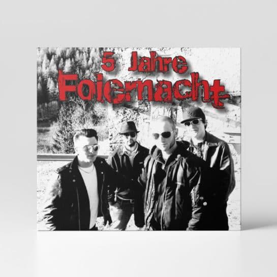 Foiernacht 5 Jahre Album