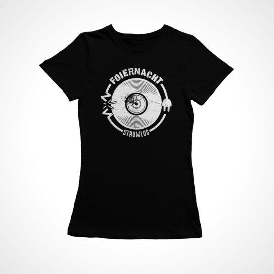 Foiernacht Frauen Shirt Vinyl