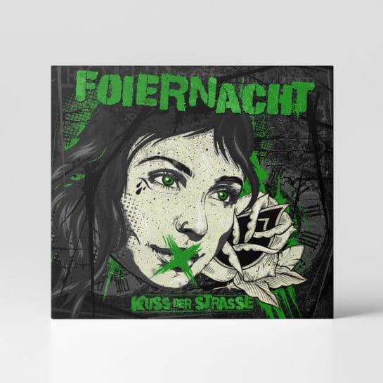 Foiernacht Kuss der Straße CD