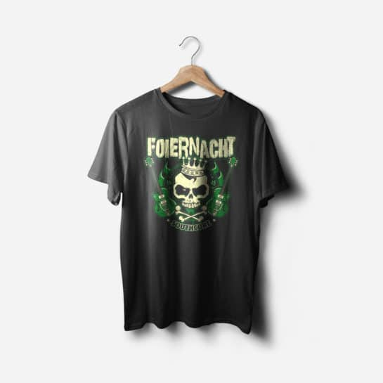Foiernacht Shirt Guitar