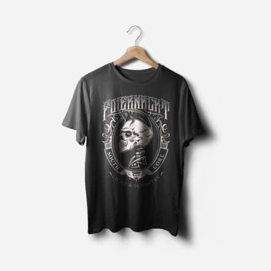 Foiernacht Licht und Schatten Shirt Vorderseite