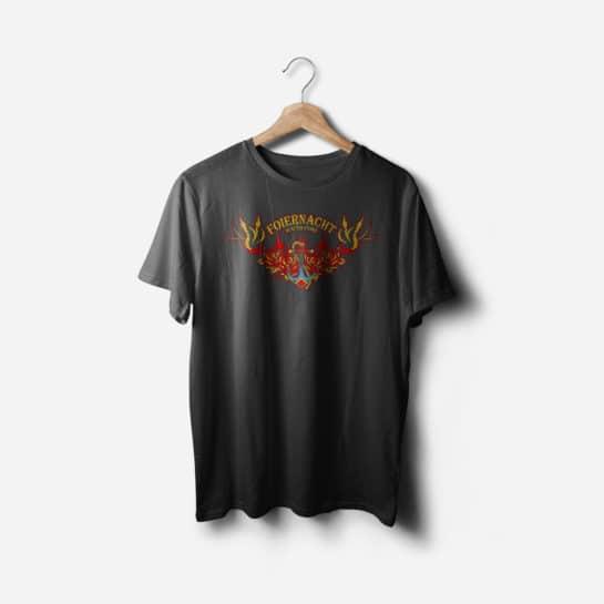 Foiernacht Shirt Oldschool Schwalbe