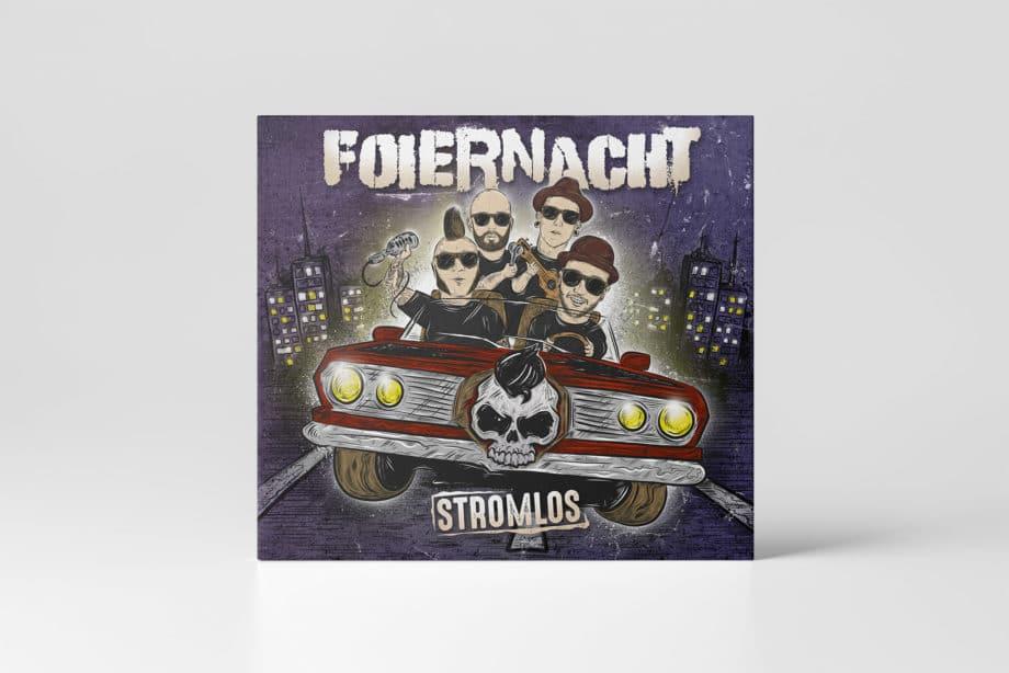Foiernacht Stromlos Album