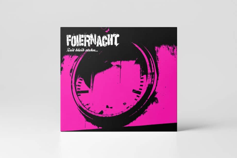 Foiernacht zeit bleib stehn Album